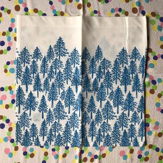 ミナペルホネン(mina perhonen)のミナペルホネン 不織布袋(ショップ袋)