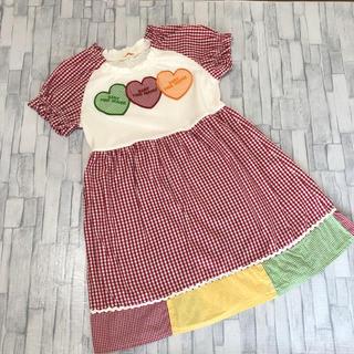 ピンクハウス(PINK HOUSE)の【お値下げ中】 baby ピンクハウス  ワンピース  100(ワンピース)