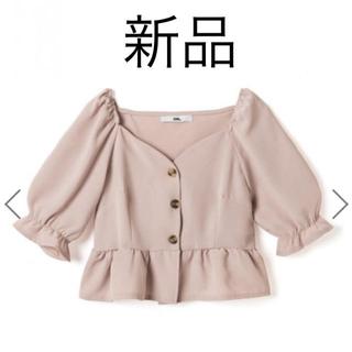MAJESTIC LEGON - 3500円→セール!新品 カットソー トップス シャツ ブラウス くすみ ピンク