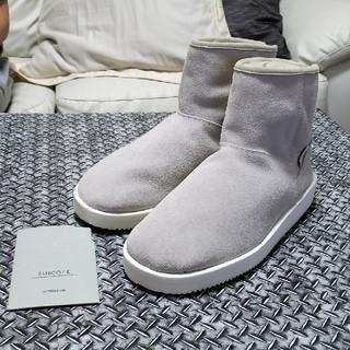 スイコック(suicoke)のSUICOKE ムートンブーツ(25.0cm)新品(ブーツ)