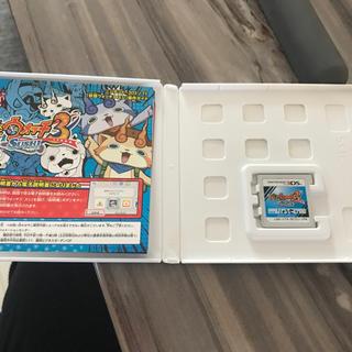 ニンテンドー3DS(ニンテンドー3DS)の妖怪ウオッチ3(キャラクターグッズ)