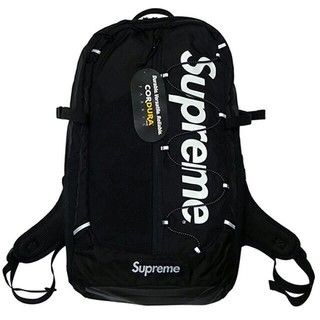 Supreme - BACKPACK バックパック ブラック supreme 2017SS