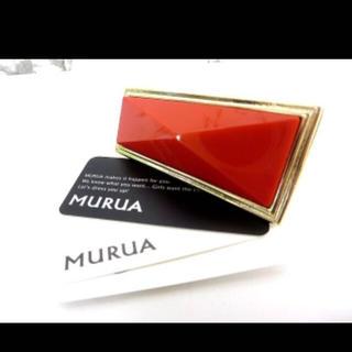 ムルーア(MURUA)のMURUA リング(リング(指輪))