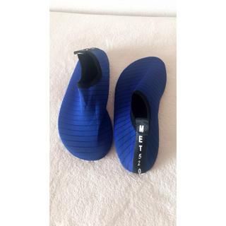 ビーチ 海 プール サンダル 26 26.5 メンズ  マリンスポーツ ブルー(ビーチサンダル)