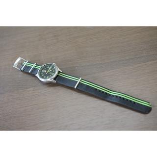 セイコー(SEIKO)のお願いしまっす様専用 SEIKO 5 グリーン(機械式)(腕時計(アナログ))