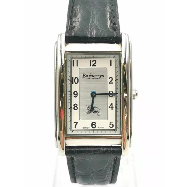 ウブロ 時計 ローン 、 BURBERRY - BURBERRY バーバリー 12100 G レクタンギュラー  時計の通販 by MAU|バーバリーならラクマ