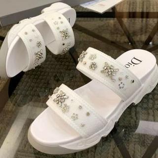 Dior - ディオール Dior サンダル レディース 大人気