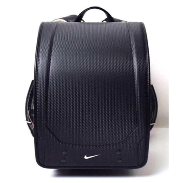 NIKE(ナイキ)のNIKE ナイキ ランドセル ブラック/セイル BZ9513-010 正規品保証 キッズ/ベビー/マタニティのこども用バッグ(ランドセル)の商品写真