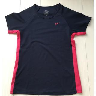 NIKE - NIKE DRI-FIT ポリエステル100% Tシャツ Mサイズ