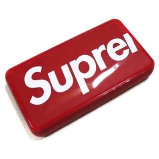 シュプリーム(Supreme)のsupreme ポータブル充電器(バッテリー/充電器)
