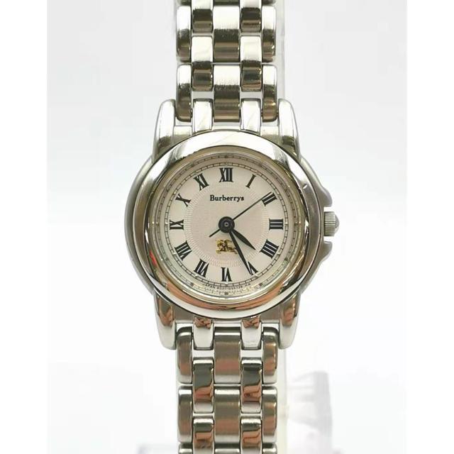 BURBERRY - BURBERRY バーバリー ローマ  時計の通販 by MAU|バーバリーならラクマ