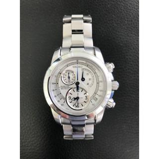 セイコー(SEIKO)のSEIKO PROSPEX プロスペックス セイコー キネティッククロノグラフ(腕時計(デジタル))