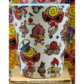 ヒステリックミニ(HYSTERIC MINI)のヒスミニ☆正規品☆新品☆タンブラー☆コップ☆メラミン樹脂☆カップ☆食器☆8(食器)