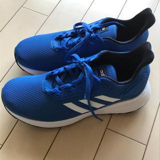 アディダス(adidas)の【新品】adidas DURAMO 9K(ブルー) サイズ:24cm♪(スニーカー)