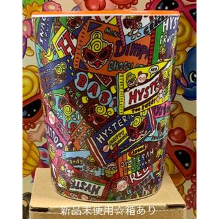 ヒステリックミニ(HYSTERIC MINI)のヒスミニ☆正規品☆新品☆タンブラー☆コップ☆メラミン樹脂☆カップ☆食器☆11(グラス/カップ)