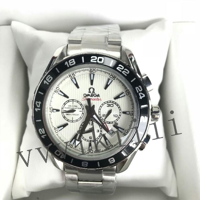 エルメス財布N品コピー 、 OMEGA - OMEGA オメガ  GMT 231.10.44.52.04.001 腕時計の通販 by byram's shop|オメガならラクマ