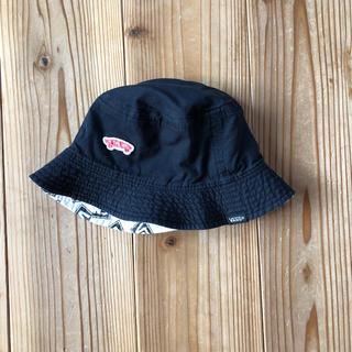 ヴァンズ(VANS)のすずサマ専用■vans  リバーシブル ハット  キッズ  VANS バケット(帽子)