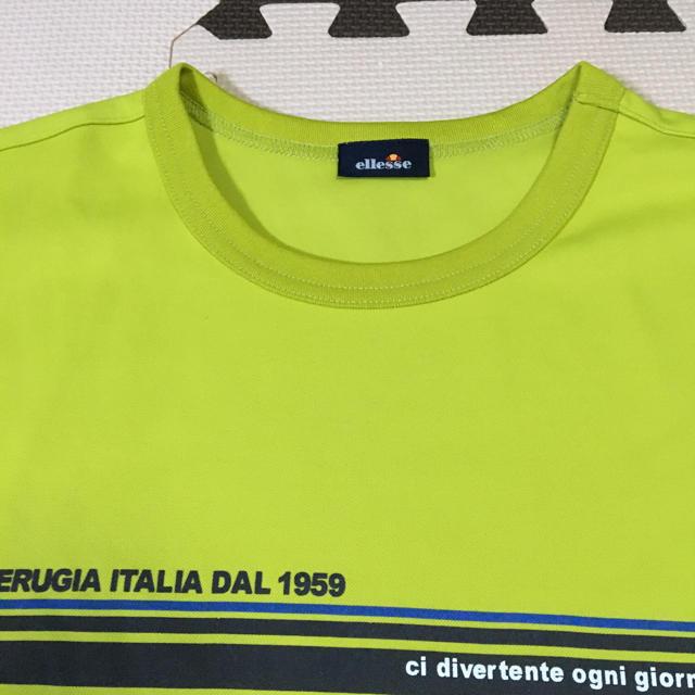 ellesse(エレッセ)のTシャツ ellesse メンズLサイズ メンズのトップス(Tシャツ/カットソー(半袖/袖なし))の商品写真