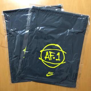 ナイキ(NIKE)の*新品* NIKE ナイキ 巾着袋 38×30cm 2枚(その他)