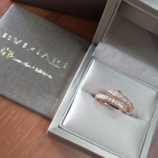 ブルガリ(BVLGARI)のBvlgari 超美品ブルガリ リング 指輪 レディース ファッション 新品(リング(指輪))