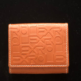 ロレックス(ROLEX)のRolex ロレックス小銭入れ コインケース(コインケース/小銭入れ)