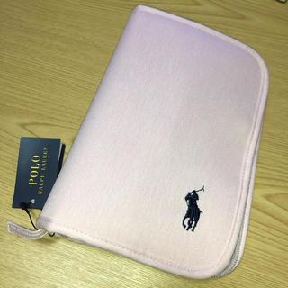 ポロラルフローレン(POLO RALPH LAUREN)の新品 タグ付き POLO Ralph Lauren 母子手帳ケース(母子手帳ケース)