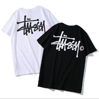 STUSSY - STUSST Tシャツ 2点セント 男女兼用