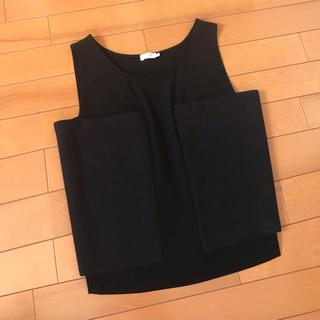 オープニングセレモニー(OPENING CEREMONY)のハニカムモード デザイントップス(シャツ/ブラウス(半袖/袖なし))