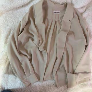 アーバンリサーチ(URBAN RESEARCH)のカシュクールシャツジャケット(シャツ/ブラウス(長袖/七分))