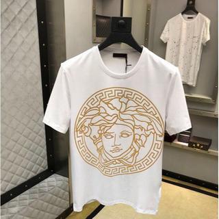 ヴェルサーチ(VERSACE)のVERSACE ヴェルサーチ Tシャツ メデューサ(Tシャツ/カットソー(半袖/袖なし))