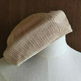 サマンサモスモス(SM2)の新品*ベレー帽(ハンチング/ベレー帽)
