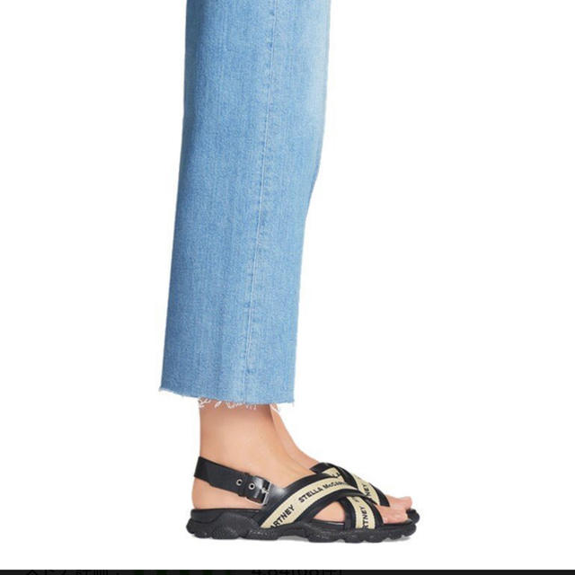 Stella McCartney(ステラマッカートニー)の雑誌掲載 ステラマッカートニー ベルトサンダル 正規品 レディースの靴/シューズ(サンダル)の商品写真