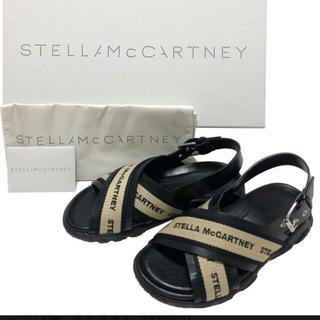 ステラマッカートニー(Stella McCartney)の雑誌掲載 ステラマッカートニー ベルトサンダル 正規品(サンダル)