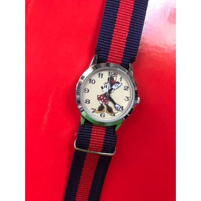 エルメス ベルトダミー | 希少!美品Disney『ミニーマウス』レトロアナログ腕時計の通販 by のり☆のり子's shop|ラクマ
