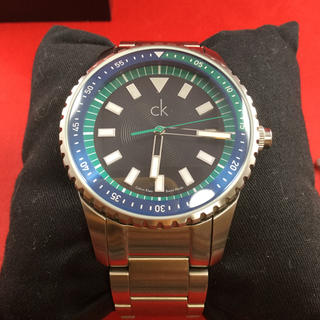 カルバンクライン(Calvin Klein)の未使用品 カルバンクラインメンズクォーツ(腕時計(アナログ))