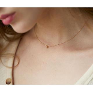 エディットフォールル(EDIT.FOR LULU)のmangata Petit coeur necklace ♡(ネックレス)