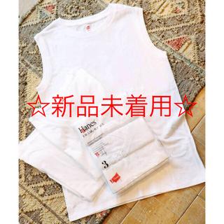 フレームワーク(FRAMeWORK)の☆新品未着用☆ Hanes 別注3PパックT(Tシャツ(半袖/袖なし))