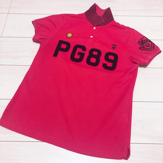 パーリーゲイツ(PEARLY GATES)のパーリーゲイツ PG89ポロシャツ(ポロシャツ)