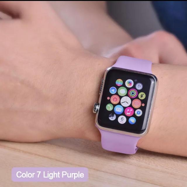 rolex 時計 いくら | Apple Watch - 【新品未使用】Apple Watch ラバーバンド 38/40mm向けの通販 by Jessica's shop|アップルウォッチならラクマ