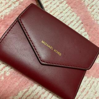 マイケルコース(Michael Kors)のmk サイフ(折り財布)