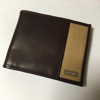 コールハーン(Cole Haan)の¥21000 新品!コールハーン 折財布 新554(折り財布)