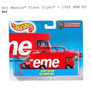 Supreme - Supreme Hot Wheels Fleet Flyer+BMW