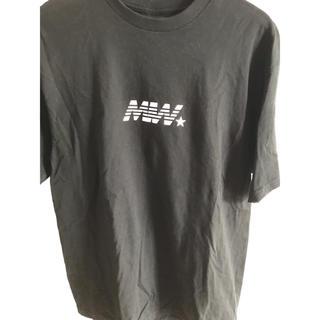 メイドインワールド(MADE IN WORLD)のMadeinworld crew neck tee black XL(Tシャツ/カットソー(半袖/袖なし))