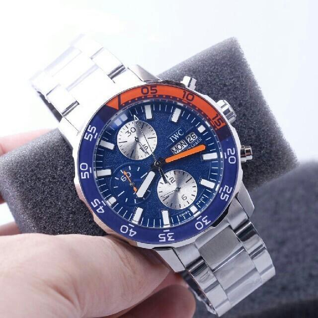 IWC - IWC メンズ 高級腕 腕時計の通販 by 雅近 マツバラ's shop|インターナショナルウォッチカンパニーならラクマ