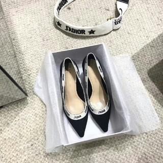ディオール(Dior)の美品 レディース DIORハイヒール(ハイヒール/パンプス)