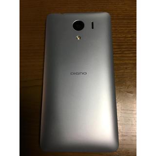 キョウセラ(京セラ)のDIGNO G 602KC simフリー (スマートフォン本体)