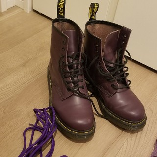 ドクターマーチン(Dr.Martens)のドクターマーチン 8ホールブーツ UK5 24.5cm 25cm(ブーツ)