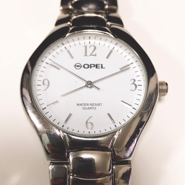 ウブロ 時計 なぜ高い 、 オペル 金属ベルト腕時計の通販 by 888プロフ必読|ラクマ