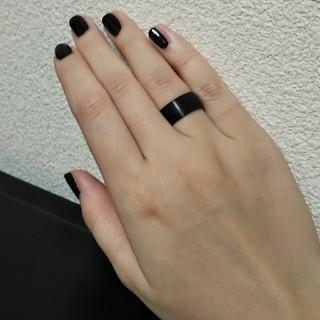 ブラック リング 11号(リング(指輪))
