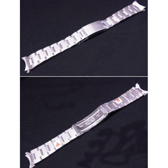オメガ 時計 ケース / ROLEX - 20mm SSオイスタータイプ ブレスレットの通販 by Hama Star's shop|ロレックスならラクマ